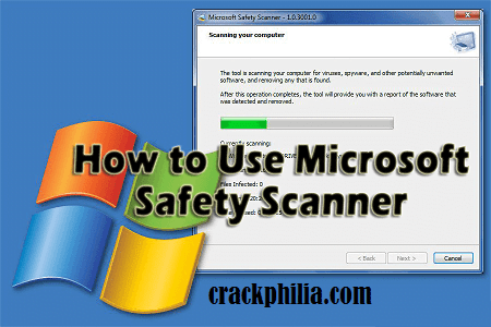 Microsoft Safety Scanner 1.325.247.0 Crack Free Download 2021