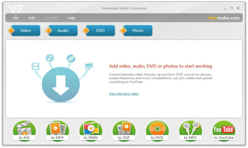 Freemake Video Converter 4.1.11 Crack & Serial Key Free Download