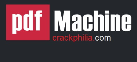 pdfMachine 15.44 Crack With Registration Key Free Download 2021