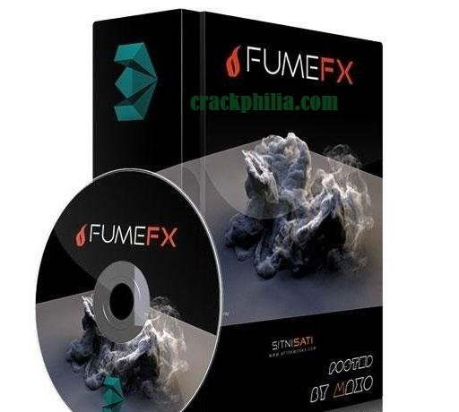 FumeFX 5.0.6 For 3ds Max 2014-2020 Crack Free Download