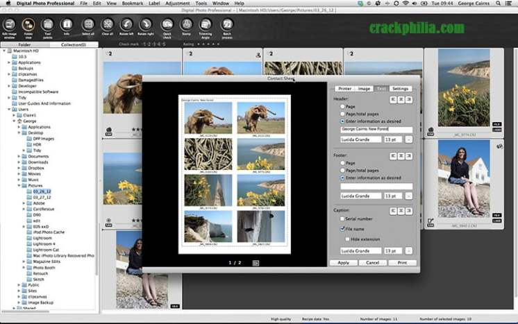 Canon Digital Photo Professional Crack 4.12.60 Free Download