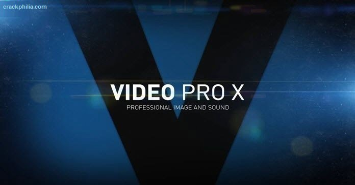 MAGIX Video Pro X12 18.0.1.85 Crack + Activation Code Free Download
