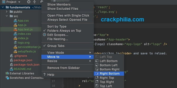 WebStorm 2021.2 Crack Patch With License Key Free Download