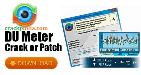 DU Meter 7.30 Crack With Serial Number Free Download 2021