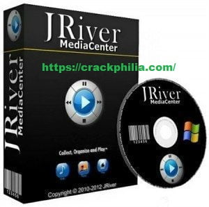 JRiver Media Center 27.0.43 Crack With License Key Free Download