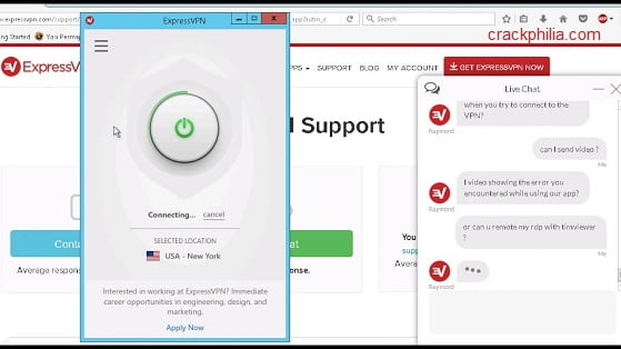 Express VPN 10.3.1 Crack With Activation Code Free Download