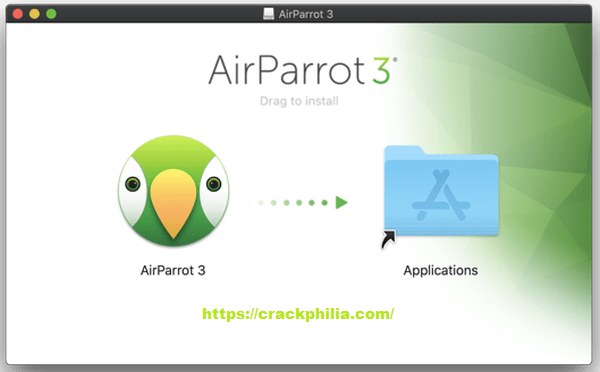 AirParrot 3.1.2 Crack With License Key Free Download 2021