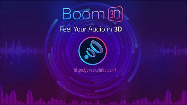 Boom 3D 1.4.1 Crack With Registration Code Free Download 2021