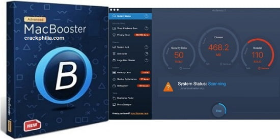 MacBooster 8.0.5 Crack With License Key Free Download 2021