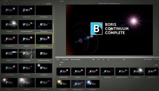Boris FX Continuum Complete Crack Free Download