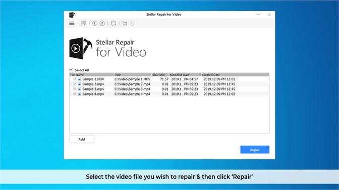 Stellar Repair For Video Crack Free Download