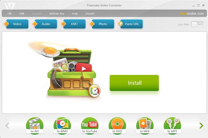 Freemake Video Converter Crack Free Download