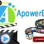 ApowerEdit 1.7.2.15 Crack 2021