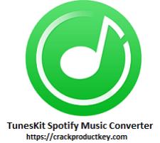 TunesKit Spotify Music Converter 2.6.0.740 Crack
