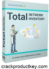 Total Network Inventory Crack 2022