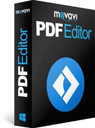 Movavi PDF Editor 1.7 Crack