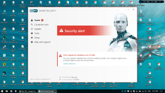 ESET NOD32 AntiVirus 12.1.34 Crack