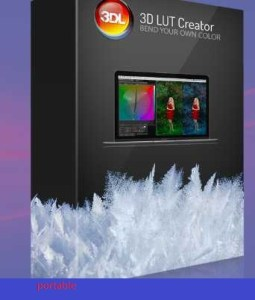 3D LUT Creator 2 Crack With License Key (Latest) Free Download