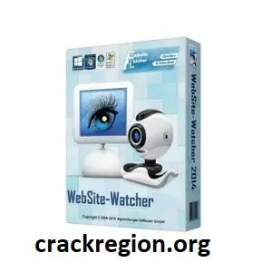 WebSite-Watcher Crack With License Key Full Version Free Download