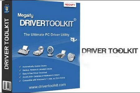 Driver Toolkit 8.6 Crack with License Key 2021 Free - Latest Version
