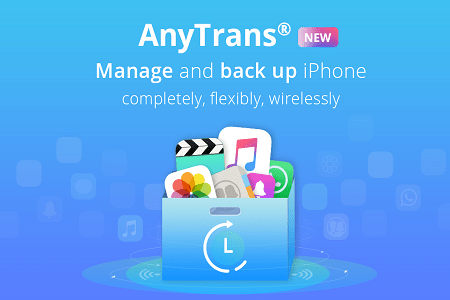 AnyTrans 8.8.1 Crack + License Code Free Download [IOS Mac Android]