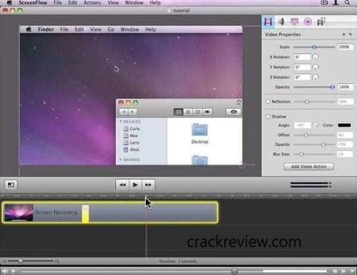 ScreenFlow Crack 9.0.3+ License Key Full Version 2020