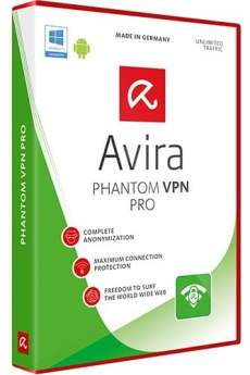 Avira Phantom VPN Pro 2.32.2 Crack + Key Free Download Latest