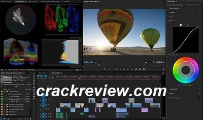 Adobe Premiere Pro CC 2021 15.0 Crack + Key Free Download Latest Version
