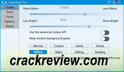 CareUEyes Pro 2.0.0.9 Crack + License Key Free Download 2021