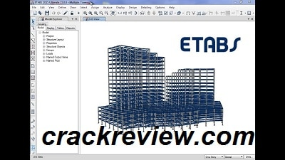 Etabs 2018 Free Download With Crack Full Version