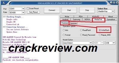 GSM Aladdin Crack v2 1.42 Download Full Version 2021