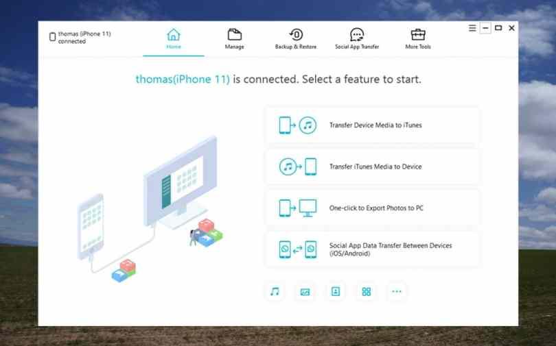 Tenorshare iCareFone 7.6.1 Crack + Keygen Latest (2021) Download