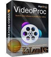 VideoProc 4.2 + Crack + Registration Code [2021] Download
