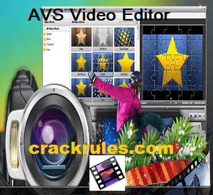 AVS Video Editor 9.4.5.377 Crack With Keygen 2021