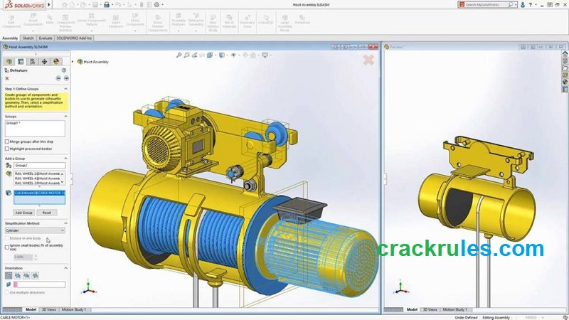 SolidWorks Crack 2019 Free Download