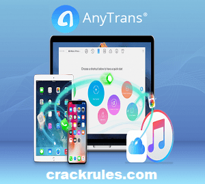 AnyTrans 8.4.1 Crack With Keygen 2020 Download