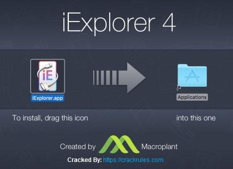 iExplorer Keygen Download