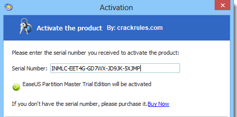 EaseUS Partition Master Pro Crack Full Download