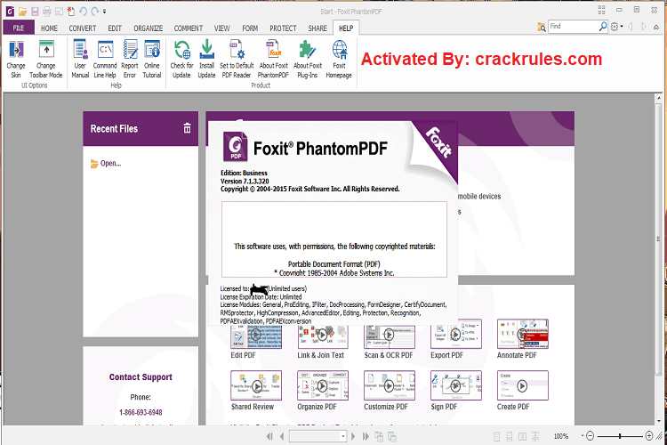 Foxfit PhantomPDF 2021 Cracked