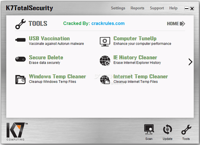 K7 Total Security cracked 2020
