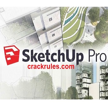 SketchUp Pro 20.1.235 Crack Incl Key [Win+Mac] 2020