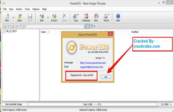 PowerISO Keygen Download