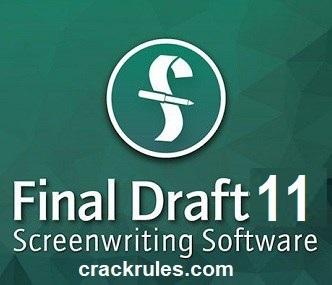Final Draft Crack 2022