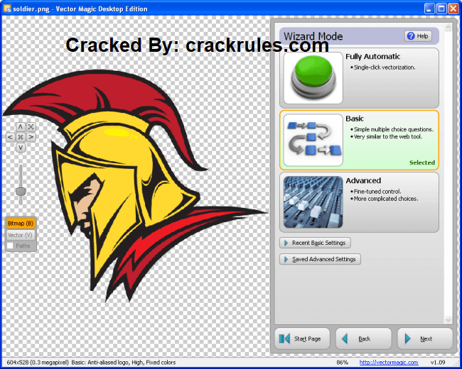 Vector Magic Crack Full Download 2019 Crackrules