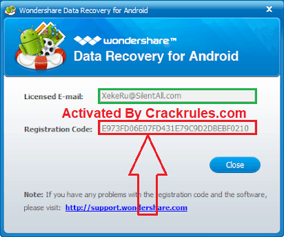 Wondershare Dr Fone ToolKit Full Crack