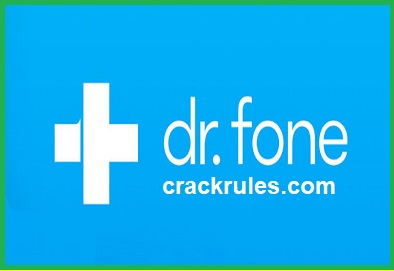 Wondershare Dr Fone Crack + Registration Code