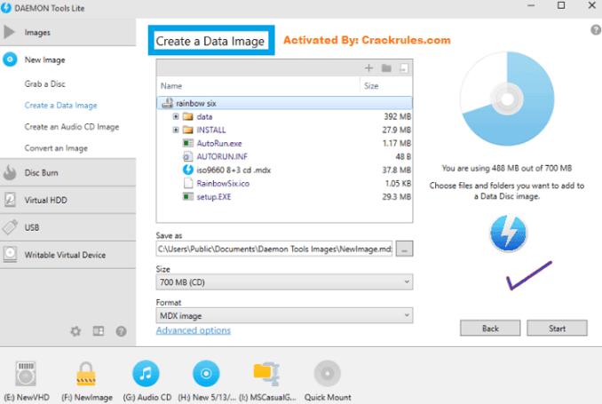 Image result for DAEMON Tools Lite Pro 2020 Crack