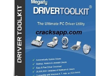 Driver Toolkit 8.5 License Key and Email + Crack Download