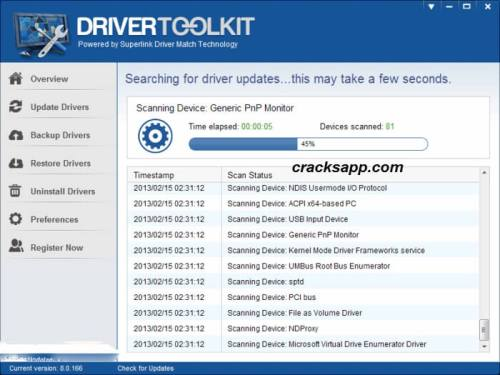 Driver Toolkit 8.5 Serial Key Free Download