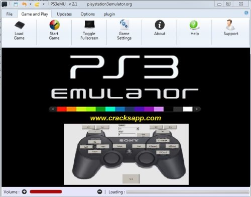 PCSX3 Playstation 3 Emulator 2016 Full Version Download